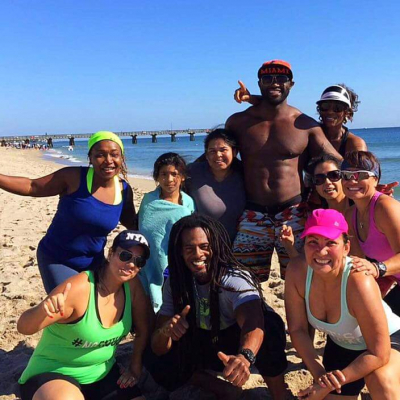 BEACH BOOTCAMP 10.22.16